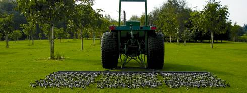 Chain Harrows