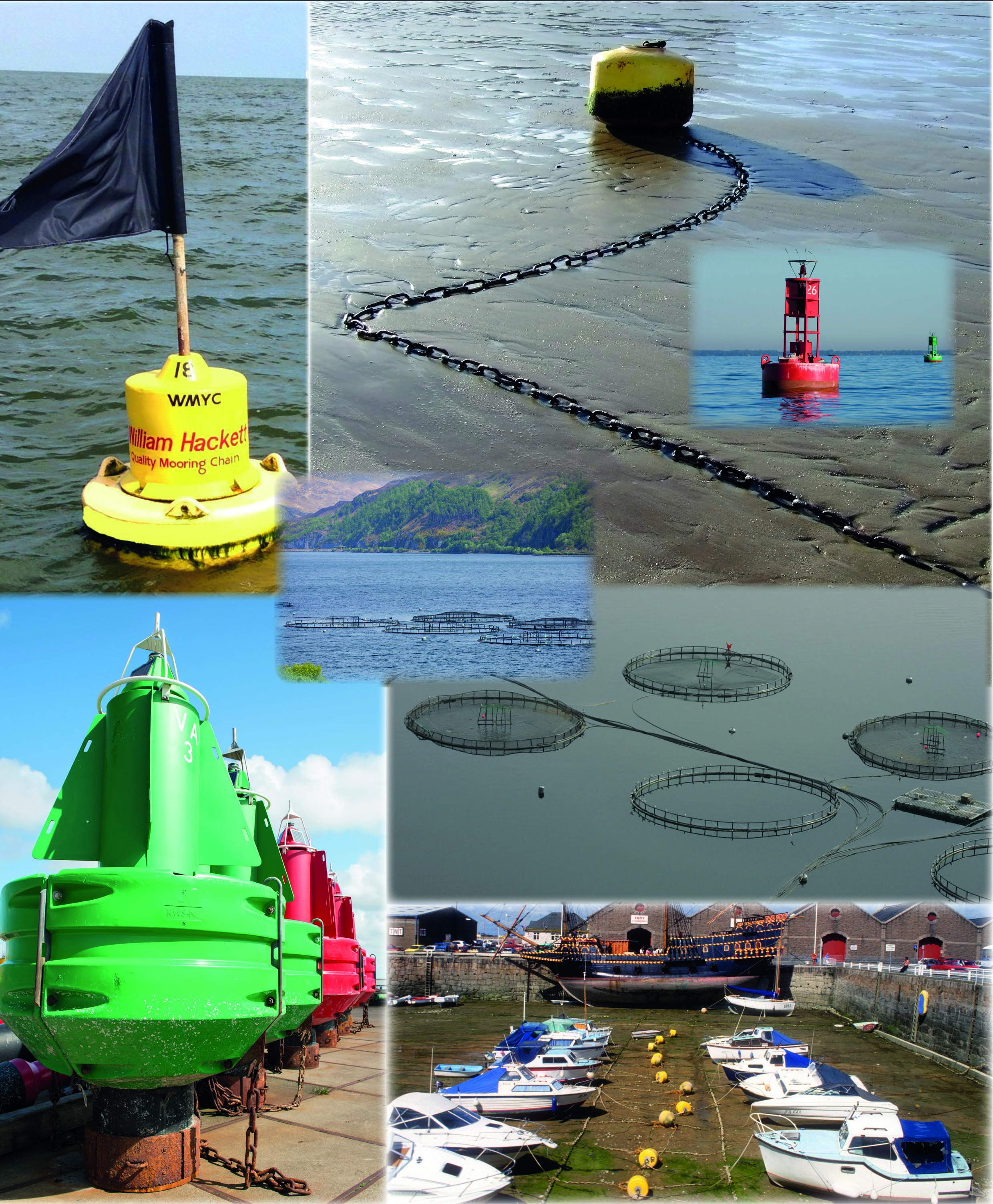 Mooring Chain and Assemblies