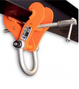 WH-BC Fixed Jaw Super Clamp