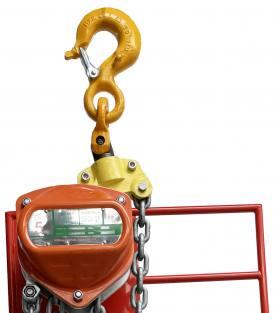 WH ROV SS-C4 QP Chain Hoist