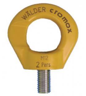 cromox Grade 6 Swivel Eye Bolt CDS-PPE