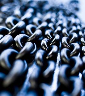 Grade 8 Lashing Chain BS EN 12195-3
