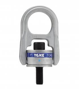 Yoke Swivel Hoist Ring - type 204 UNC thread with alloy steel washer