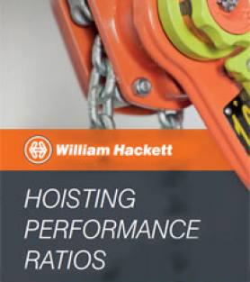 Hoisting Performance Ratios