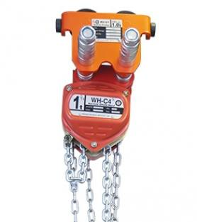 WH-C4 Combined Chain Hoist and Trolleys