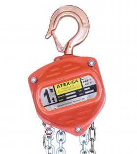 ATEX-C4 Chain Hoist