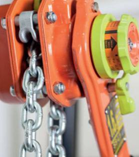 WH SS-L5 Topside and Subsea Lever Hoist Spare Parts