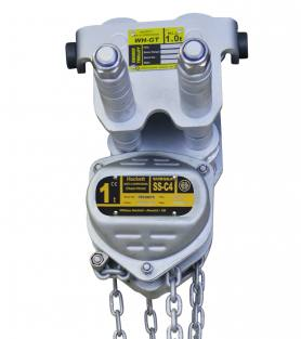 CP-C4 Combined Chain Hoist and Trolleys