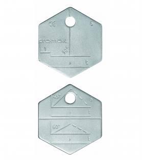 cromox Stainless Steel Identification Tags CA