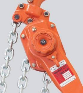 WH L5 Lever Hoist Spare Parts