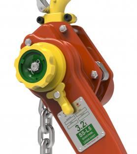 WH SS-L5 QP Lever Hoist Spare Parts