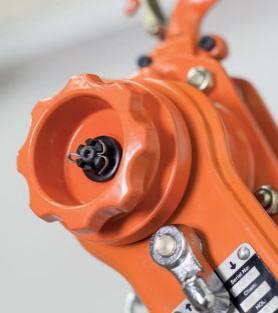 WH L4 Lever Hoist Spare Parts