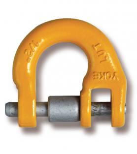 Yoke Grade 8 Half Coupling Link with Coupling Pin & Sleeve Set