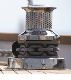 Calibrated Chain for Anchor Windlasses