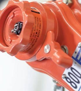 WH RL5 Lever Hoist Spare Parts