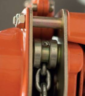 WH C4 Chain Block Spare Parts